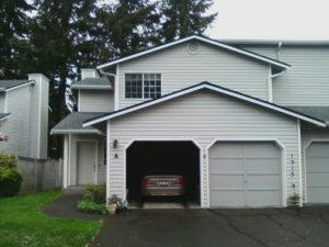 This Everett townhome is managed by Full Service Property Management