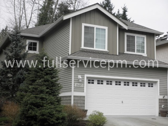 Federal Way Property Management Full Service Property Management