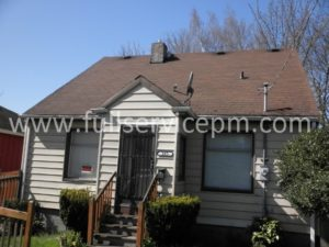 Small house near downtwon Seattle managed by Full Service Property Management