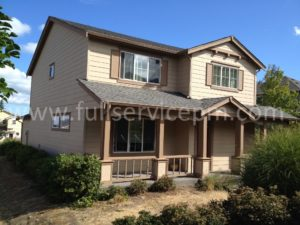 Snohomish craftsman house managed by Full Service Property Management