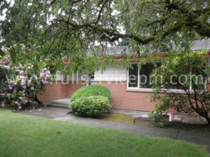 Older, Mercer Island home managed by Full Service Property Management