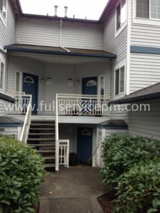 Edmonds condo managed by Full Service Property Management
